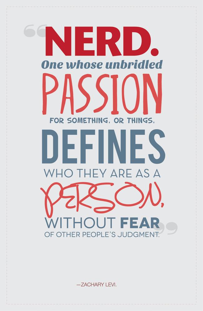 Nerd quote #1