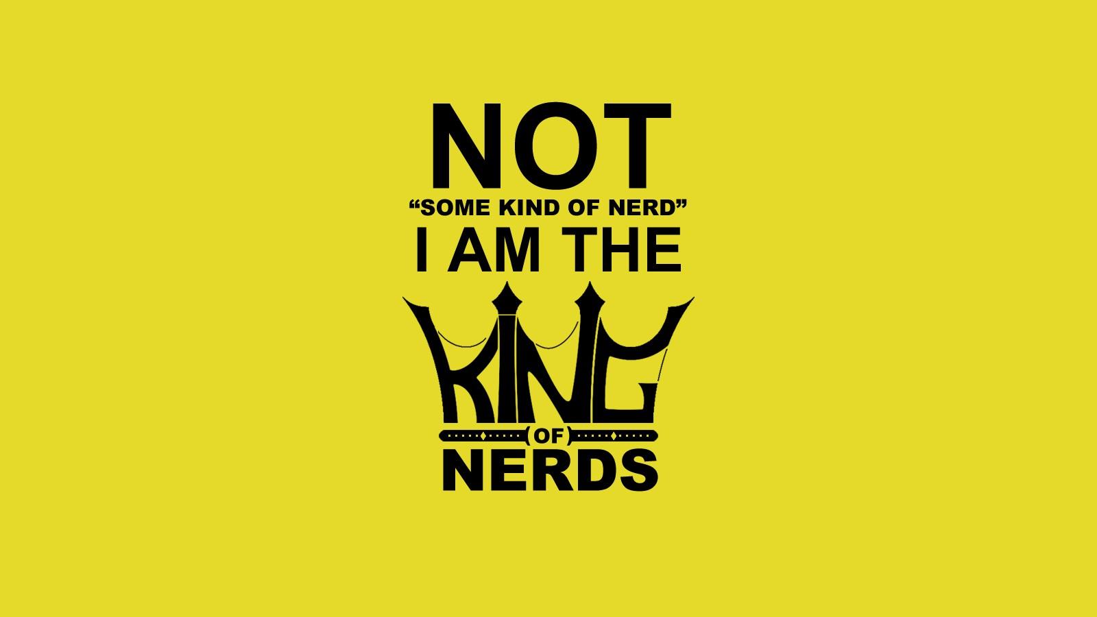 Nerd quote #4
