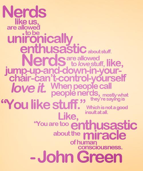 Nerds quote #2