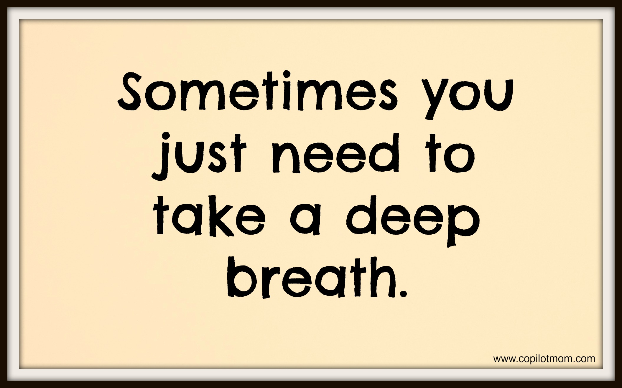 Nervous quote #3