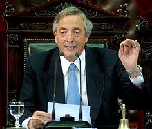 Nestor Kirchner's quote #3
