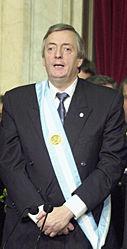 Nestor Kirchner's quote #1