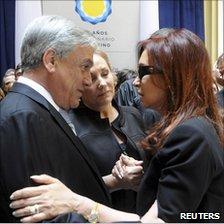 Nestor Kirchner's quote #2