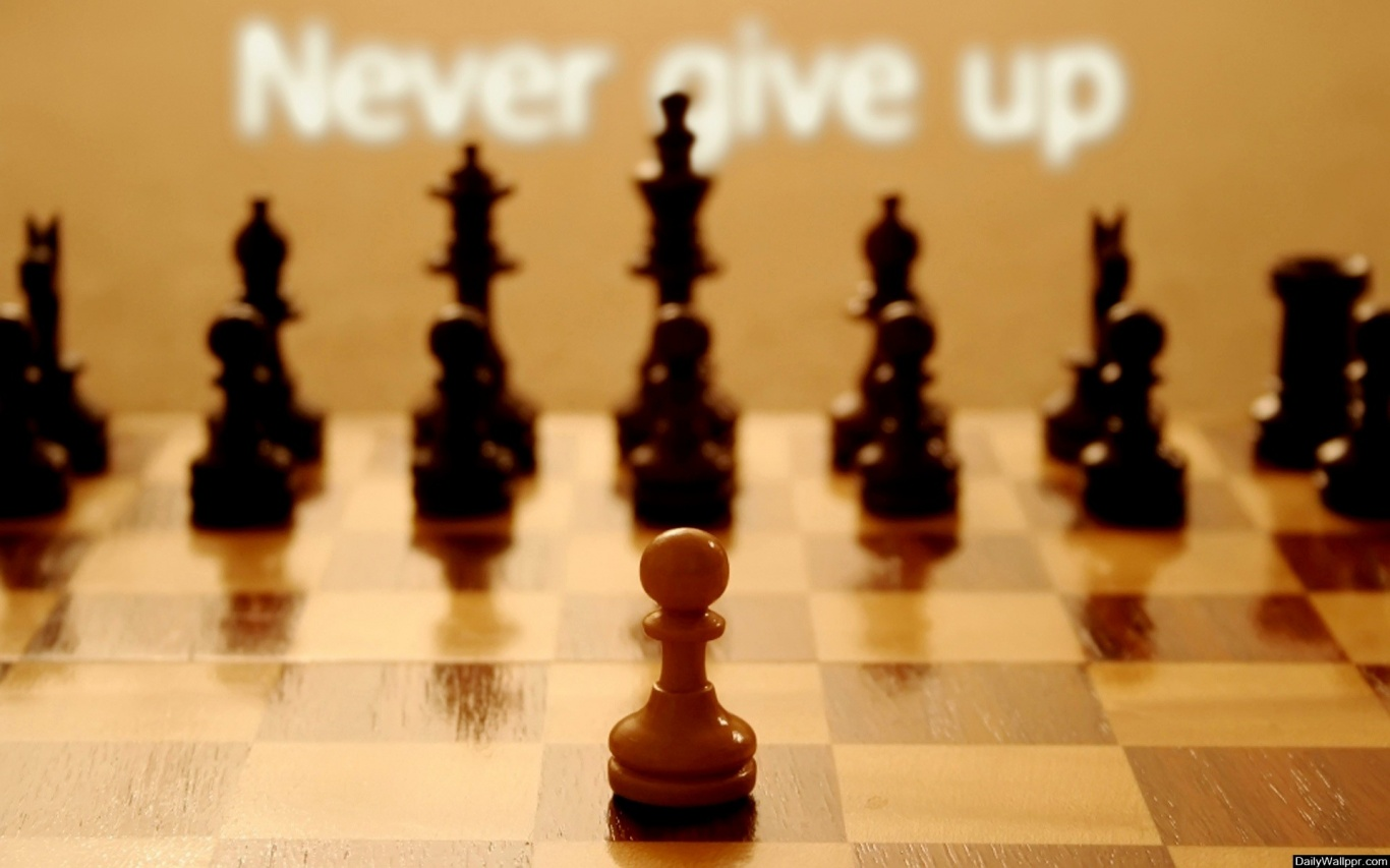 Never Give Up quote #2