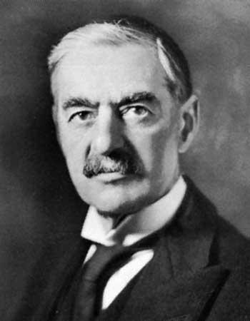Neville Chamberlain's quote #2