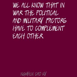 Nguyen Cao Ky's quote #8
