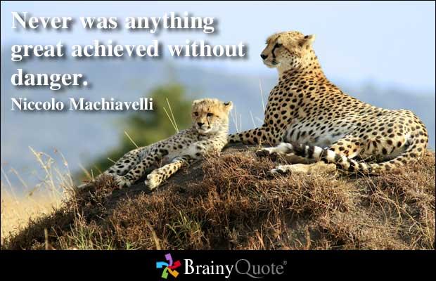 Niccolo Machiavelli's quote #2