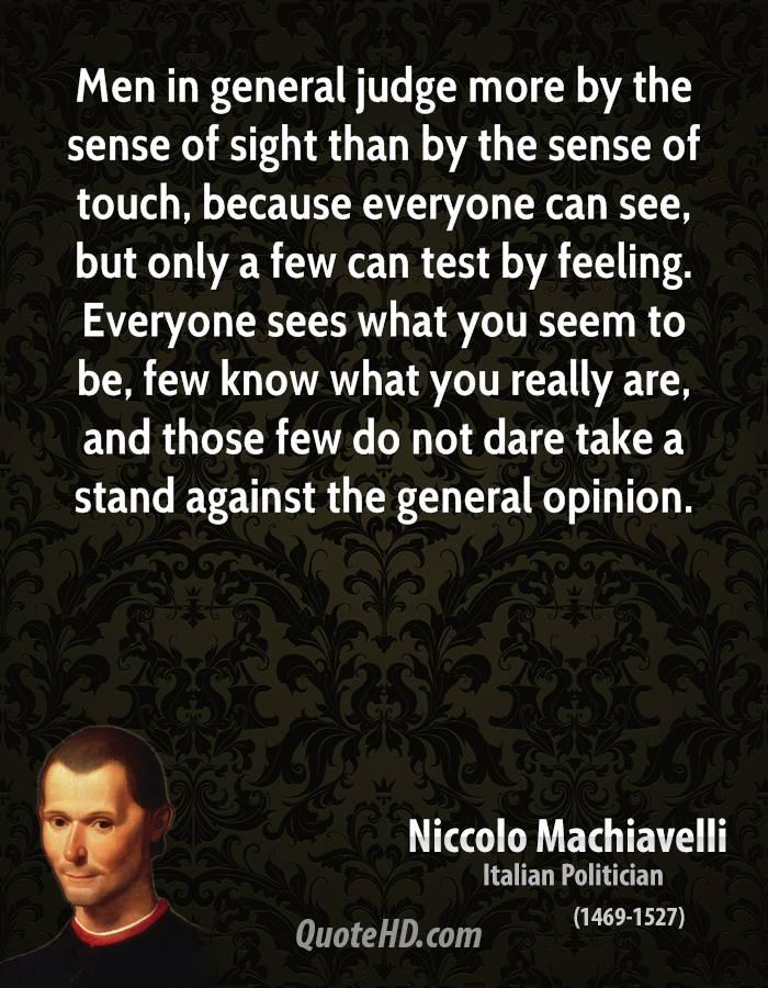 Niccolo Machiavelli's quote #4