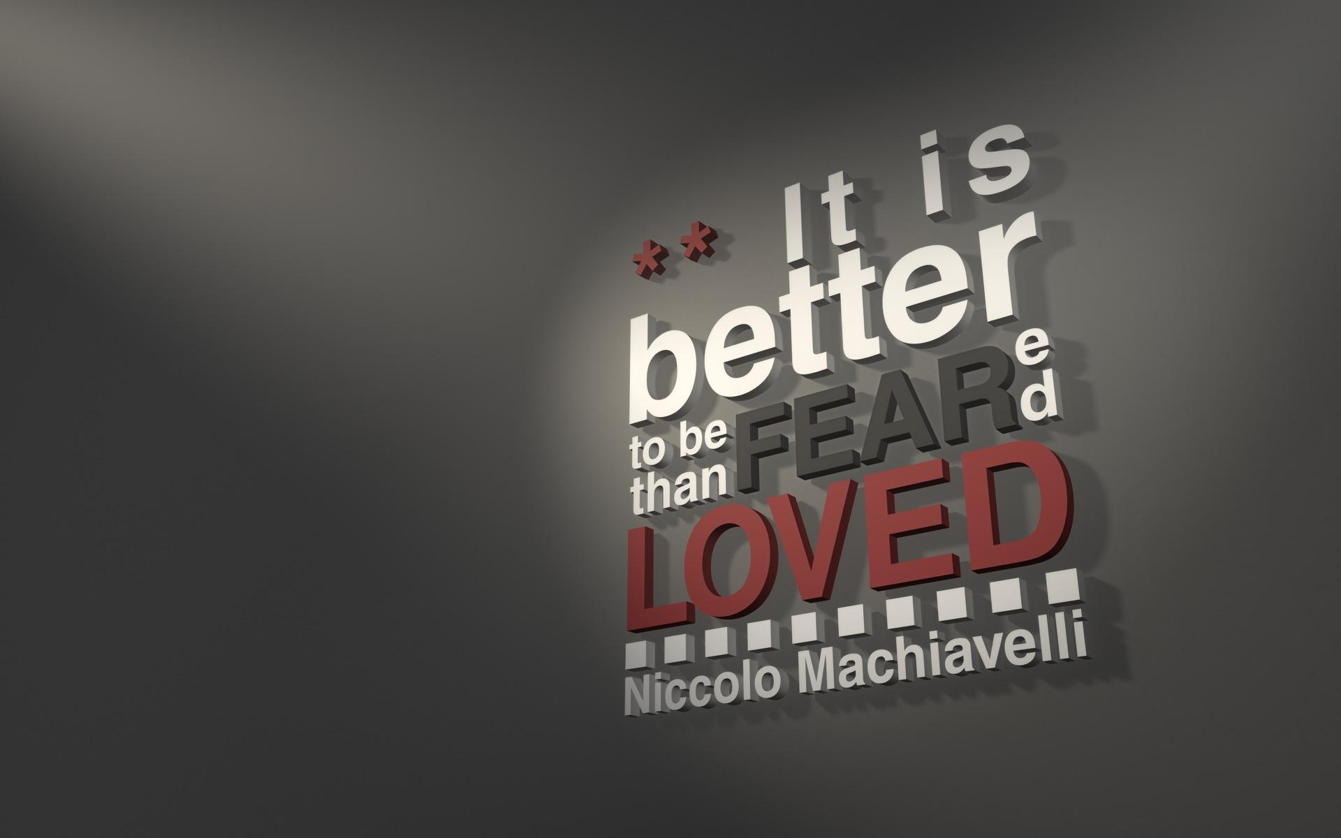Niccolo Machiavelli's quote #3