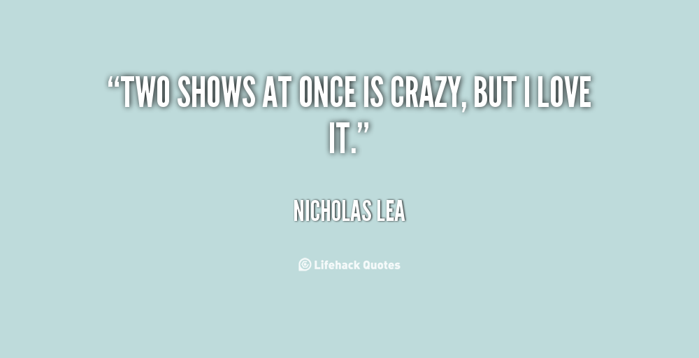 Nicholas Lea's quote #4