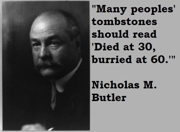 Nicholas M. Butler's quote #1