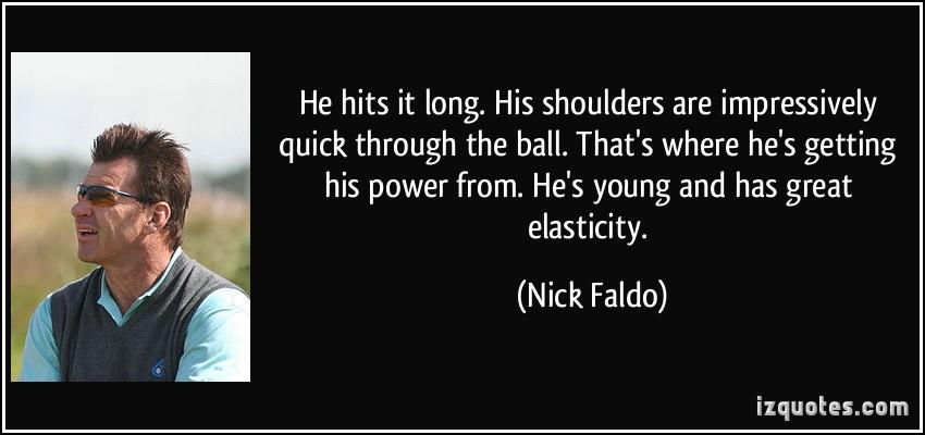 Nick Faldo's quote #3