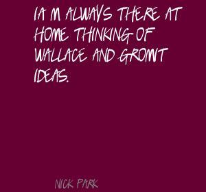Nick Park's quote #7