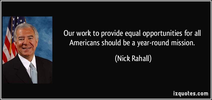 Nick Rahall's quote #4