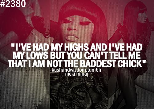 Nicki Minaj's quote #7
