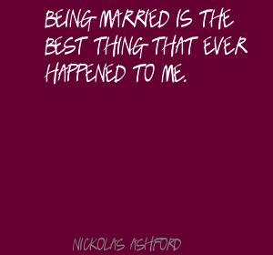 Nickolas Ashford's quote