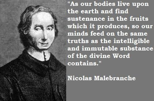 Nicolas Malebranche's quote #2