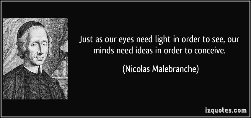 Nicolas Malebranche's quote #3