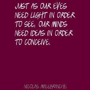 Nicolas Malebranche's quote #7
