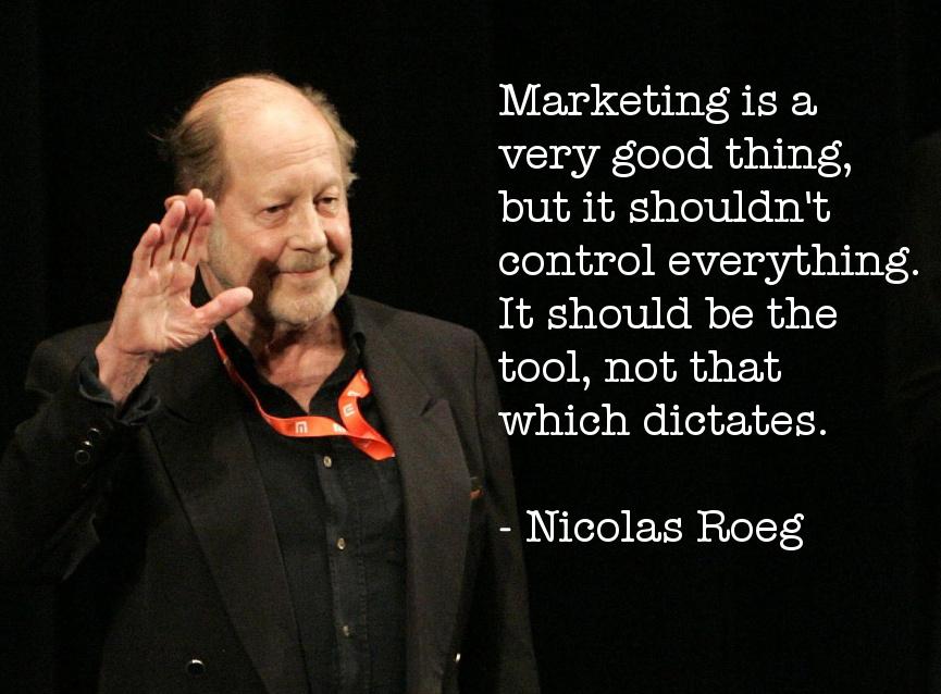 Nicolas Roeg's quote #7