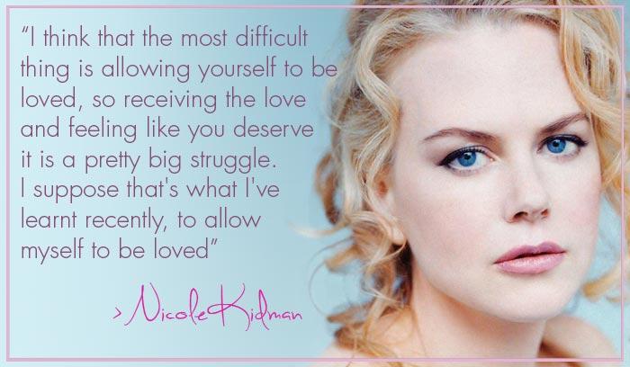 Nicole Kidman quote #1