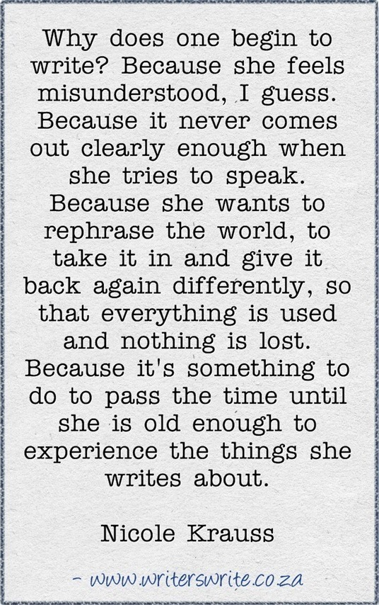 Nicole Krauss's quote #6