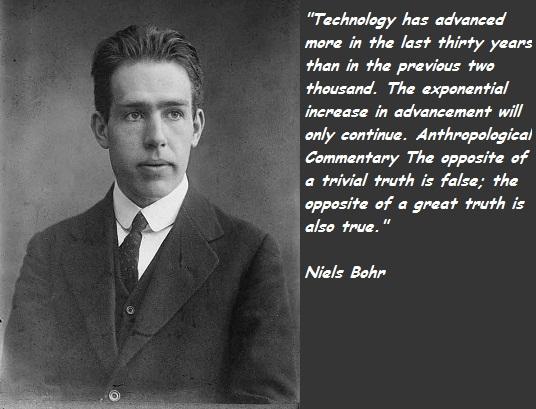 Niels Bohr's quote #4