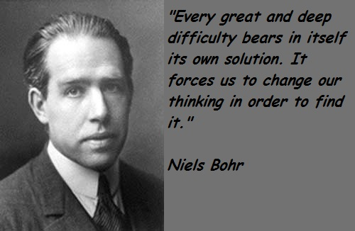 Niels Bohr's quote #5