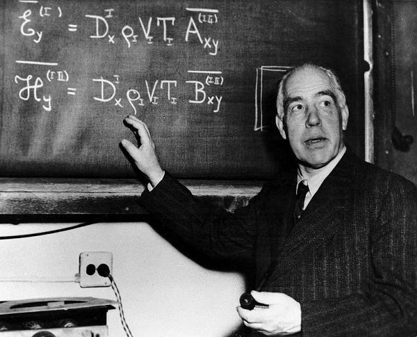 Niels Bohr's quote #1