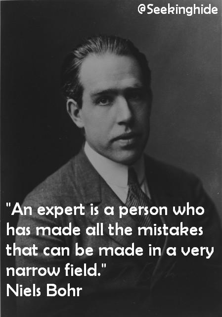 Niels Bohr's quote #3