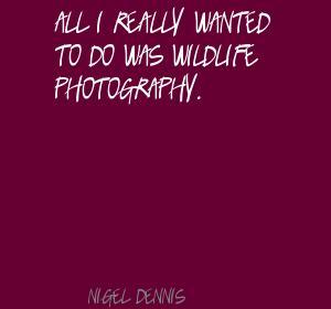 Nigel Dennis's quote #3