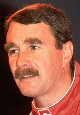 Nigel Mansell's quote #8