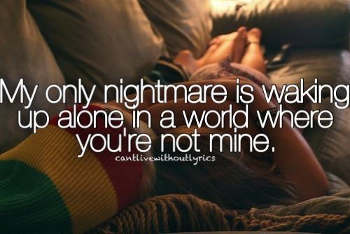 Nightmare quote #6