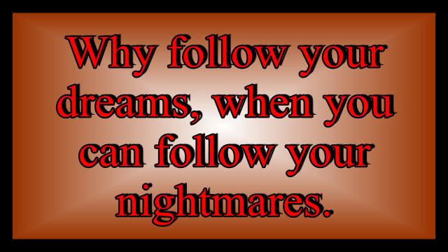 Nightmares quote #5