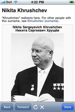 Nikita Khrushchev's quote #6