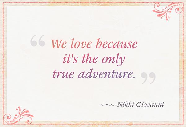 Nikki Giovanni's quote #3