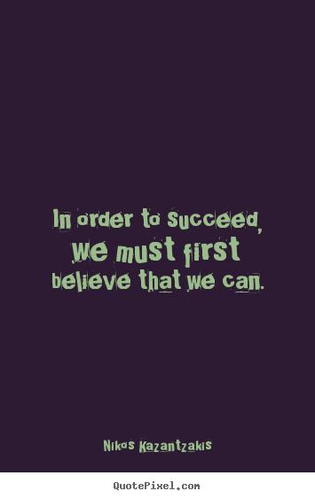Nikos Kazantzakis's quote