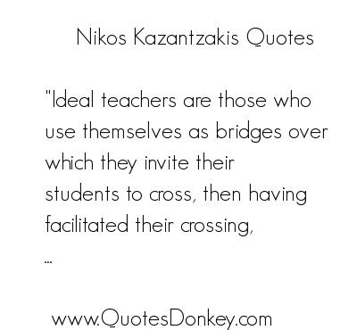Nikos Kazantzakis's quote #4