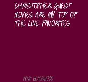 Nina Blackwood's quote #6