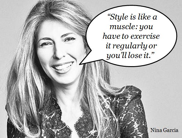 Nina Garcia's quote #7