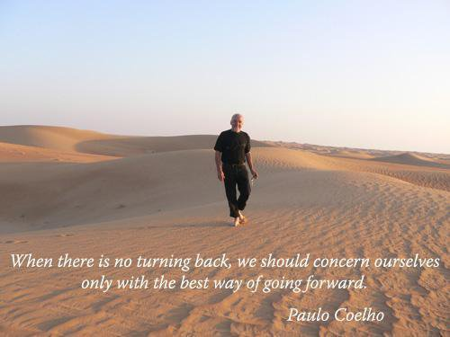 No Turning Back quote #1