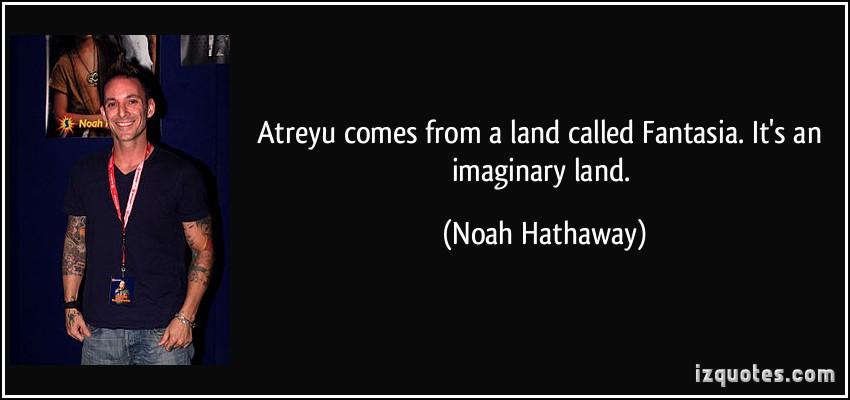 Noah Hathaway's quote #2