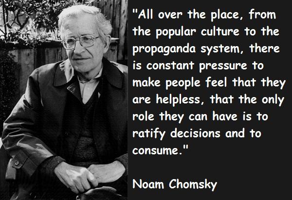 Noam Chomsky's quote #8