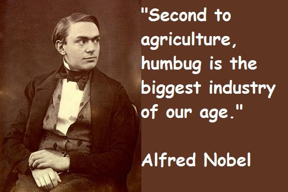 Nobel quote #1