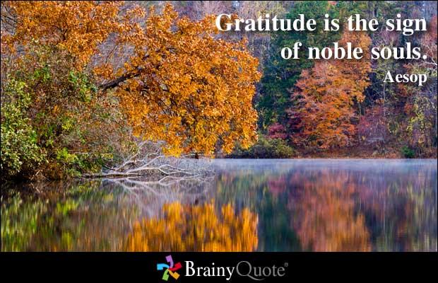 Noblest quote #1