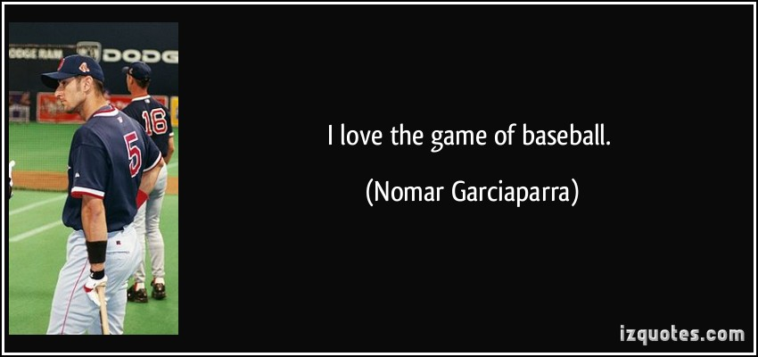 Nomar Garciaparra's quote #4