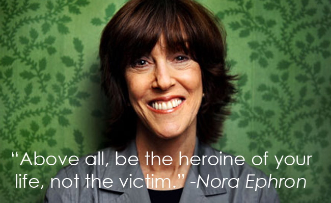 Nora Ephron's quote #8