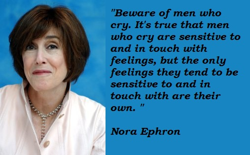 Nora Ephron's quote #3