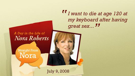 Nora Roberts's quote #1
