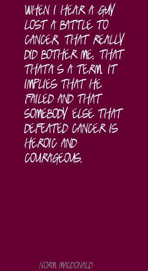 Norm MacDonald's quote #3
